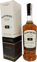 Bowmore 15 Year Old Gold & Elegant 1 Liters (Islay)