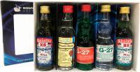 Destilados Monforte del Cid Mix Collection (5 Flaschen)