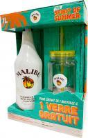 Malibu 1 Liter + Jar