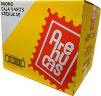 Arehucas Oro 6 Bottles + 12 Bicchieri (Canarias)