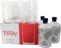 Nordes 3 Bottles + 6 Glasses (Galicia)