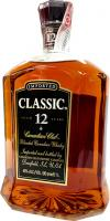 Canadian Club Classic Reserva 12 Years 1 Liter