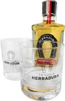 Herradura Reposado + 2 Glasses
