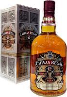 Chivas Regal Reserva 12 Años, 1 Litro