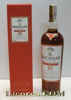 Macallan 10 Year Reserve Cask Strength, 1 Litre (Highland)