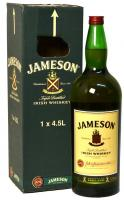 Jameson 4.5 Liters