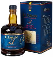 El Dorado Reserve 21 Years Old (Guyana)