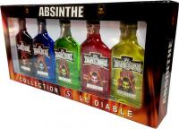 Absinthe's Le Diable Collection