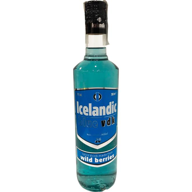 Vodka Azul Icelandic Blue