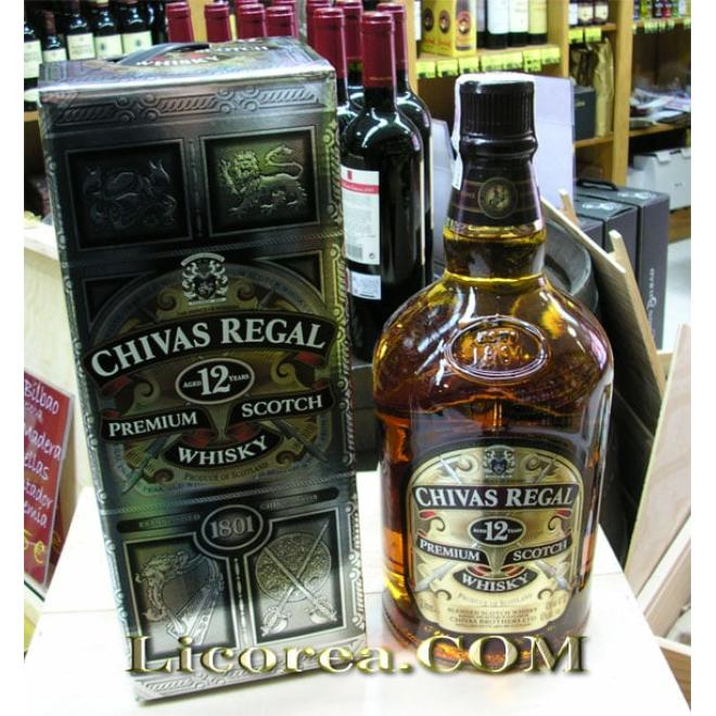 Chivas Regal Reserve 12 Years, 2 Litres
