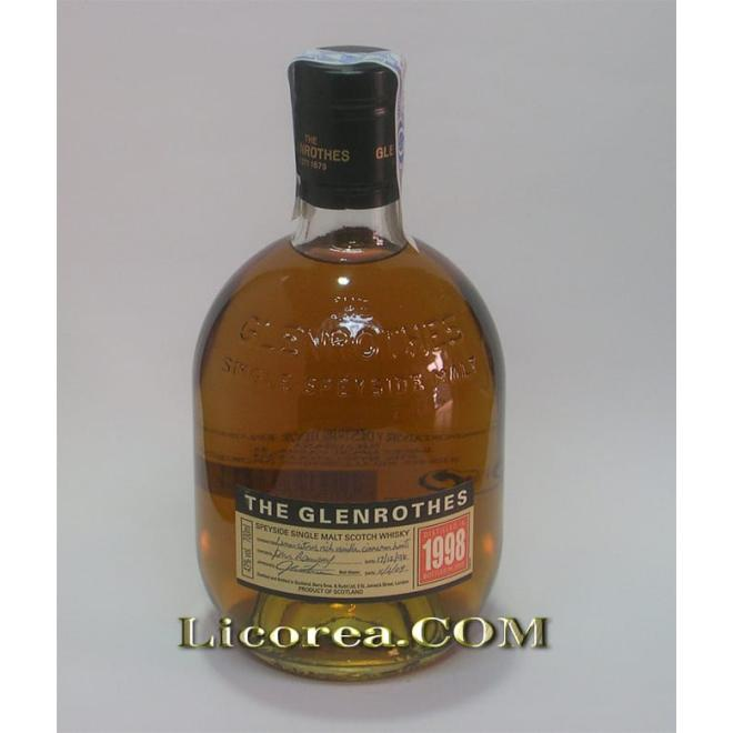 The Glenrothes 1998 (Speyside)