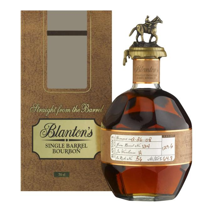 Blanton's Single Barrel Straight From the Barrel