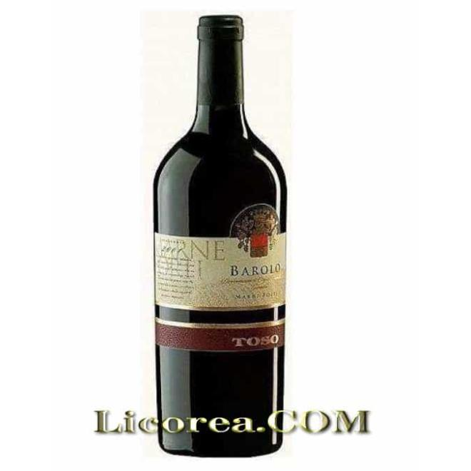 Toso Barolo docg Marne Forti 23.50EUR (6 Bottles)(Italy)