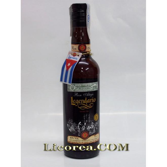 Legendary Reserve Aged 9 Years (Cuba)