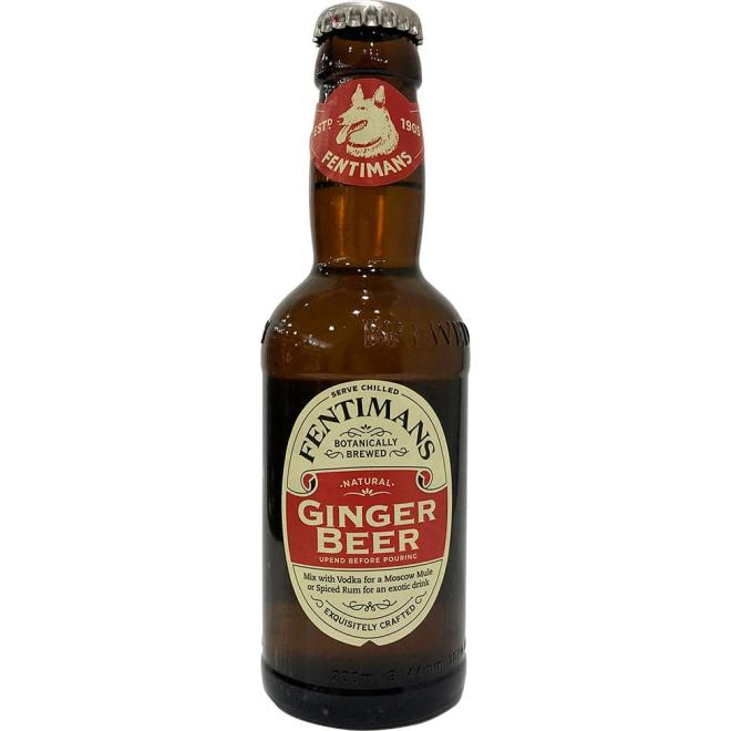 Fentimans Ginger Beer 20 CL 0.92 EUR (24 units)