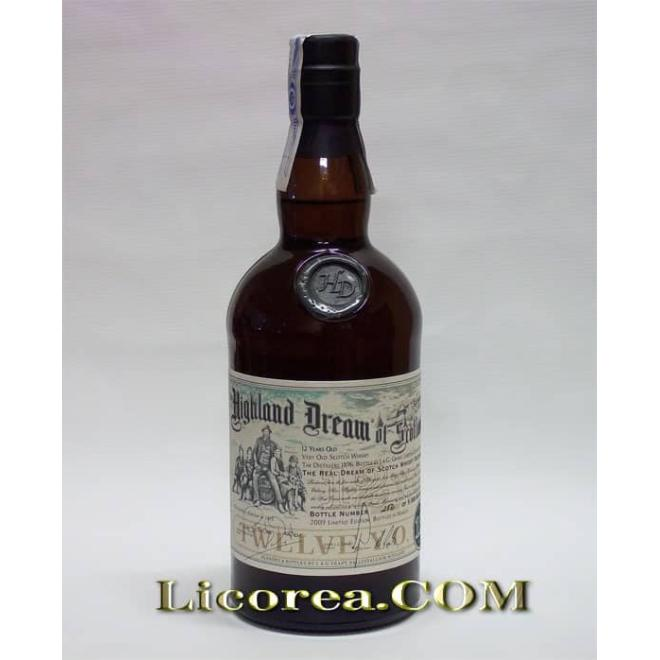 Highland Dream Reserva 12 Años