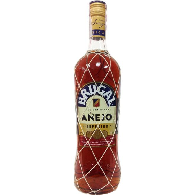 Brugal Añejo 1 Liter (Dominican Republic)