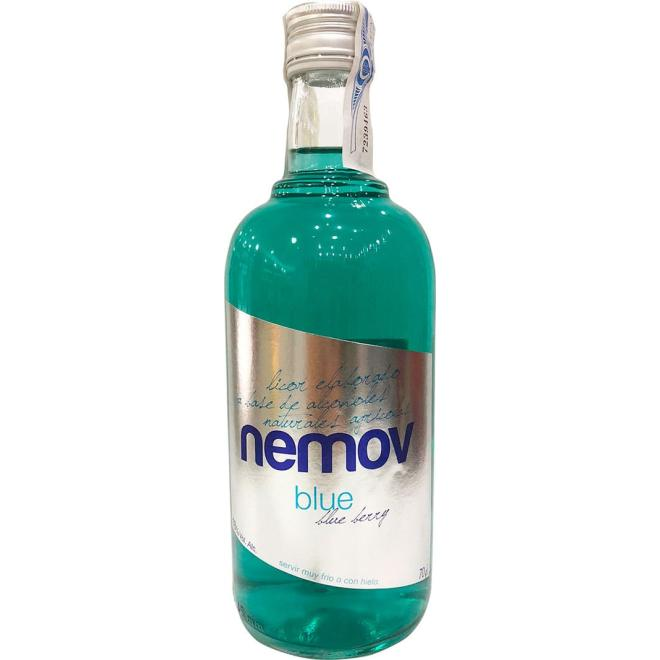 Vodka Azul Nemov
