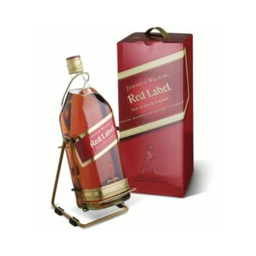 Johnnie Walker Red Label 4.5 Liters