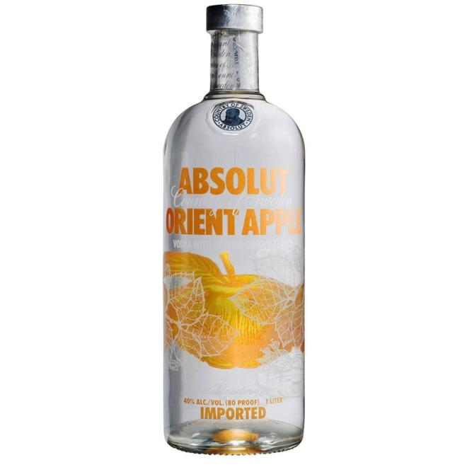 Absolut Apple Orient 1 Litro (Suecia)