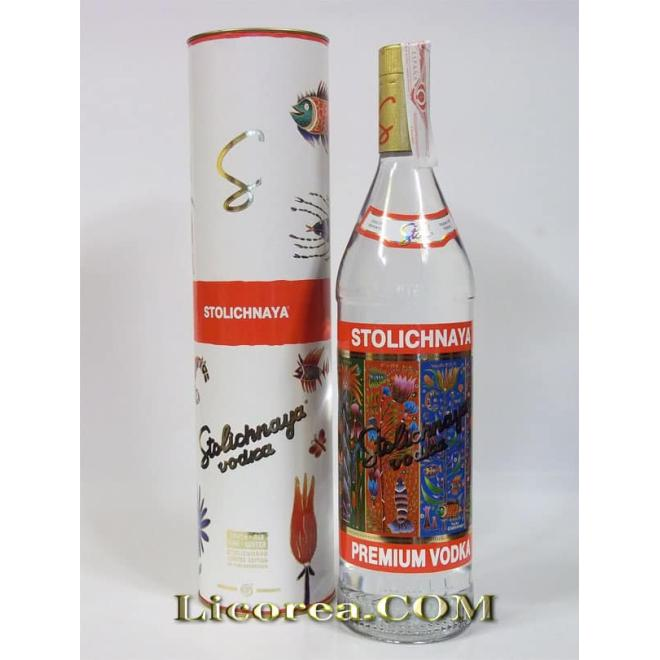 Stolichnaya Four Elements 1 Lite