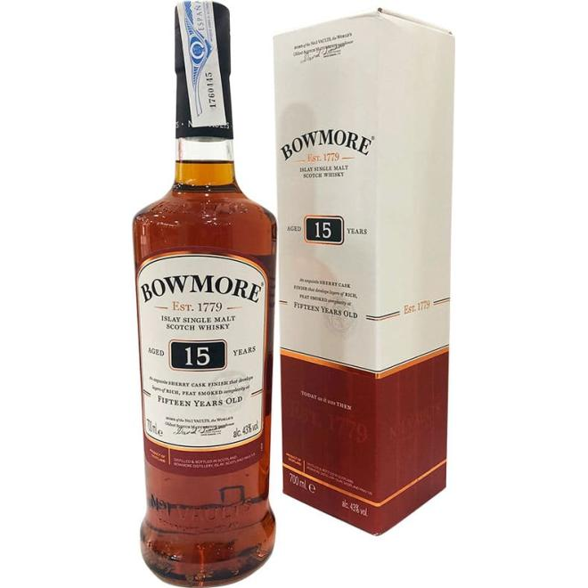 Bowmore 15 Years Darkest (Islay)