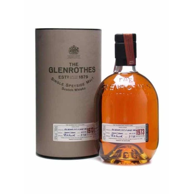 The Glenrothes 1973 (Speyside)