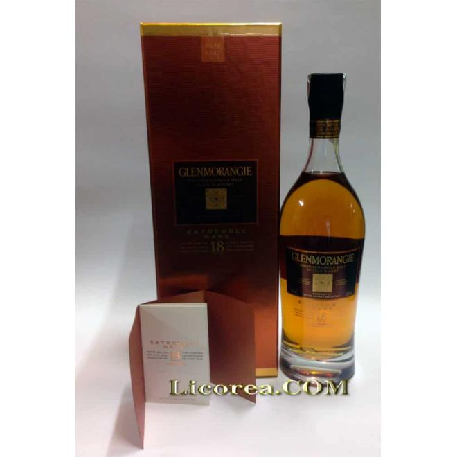 Glenmorangie Reserve  (Highland)18 Years
