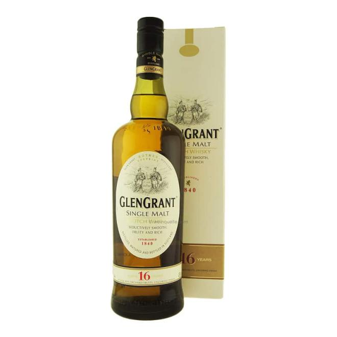 Glen Grant Reserve 16 Years (Highland)