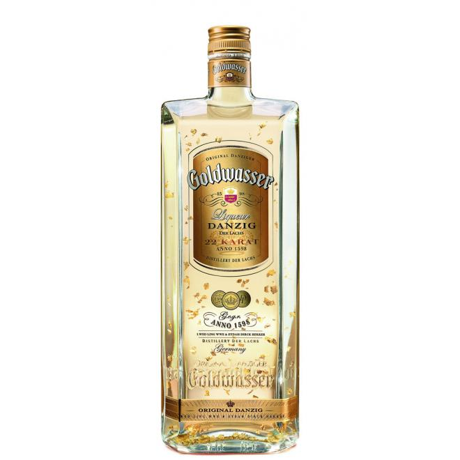 Goldwasser - Liquor with Gold