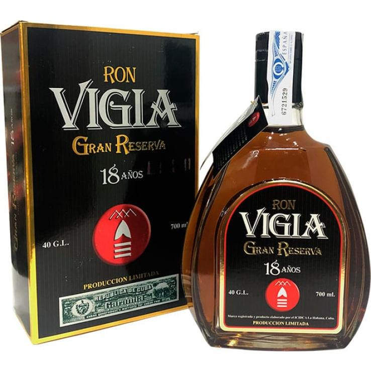 Vigia Great Reserve 18 Years (Cuba)