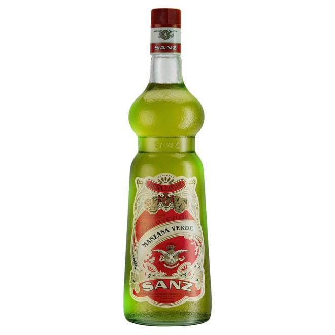 Green Apple Sanz 1 Liter