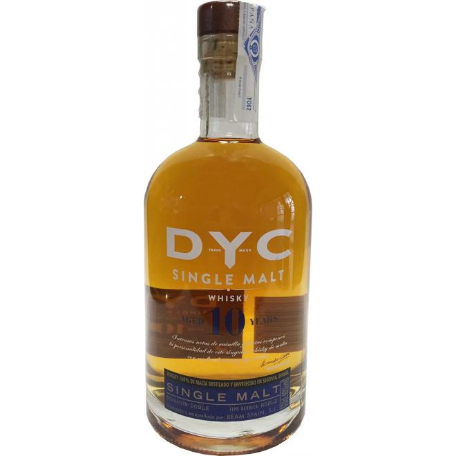 DYC Single Malt Reserve 10 Years