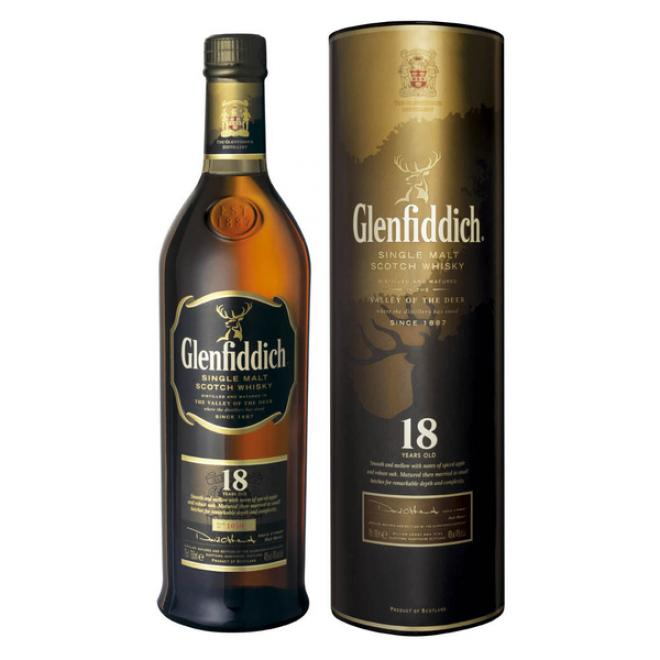 Glenfiddich Reserve 18 Years (Highland)