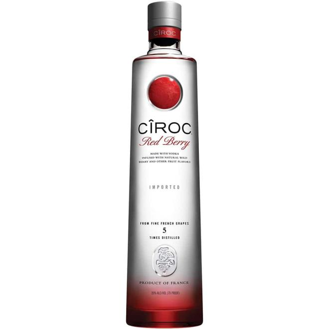 Ciroc Red Berry 1 Litro (Francia)