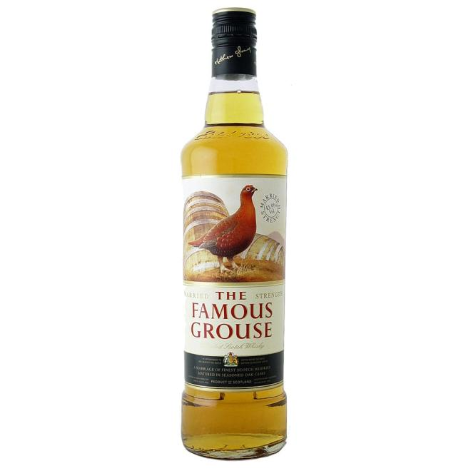 Famous Grouse Married Strenght