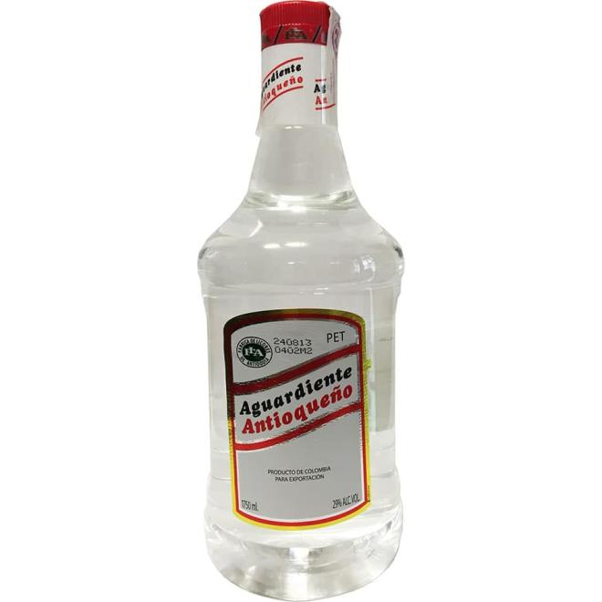Aguardiente Antioqueno 1.75 Liters