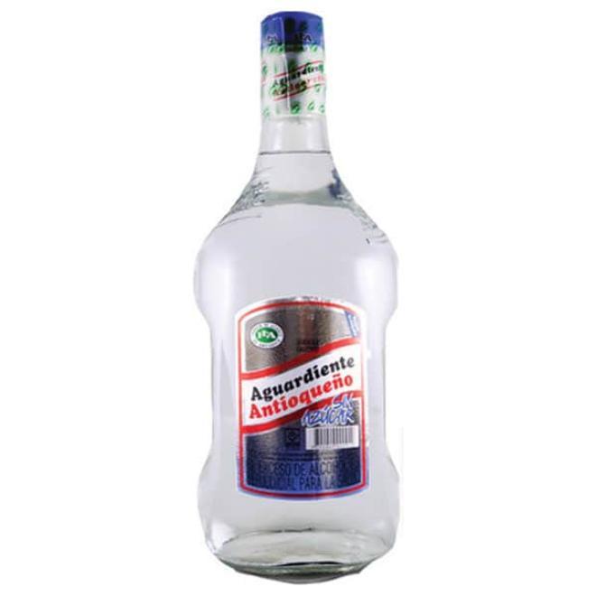aguardiente  Aguardiente Antioqueno Senza Zucchero 1.75 Litri - Comprare Liquori ...