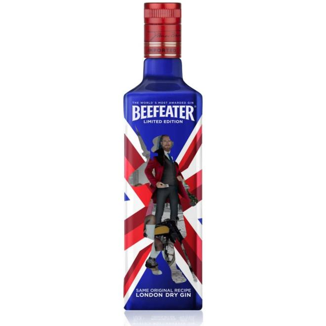 Beefeater Union Jack Limited Edition