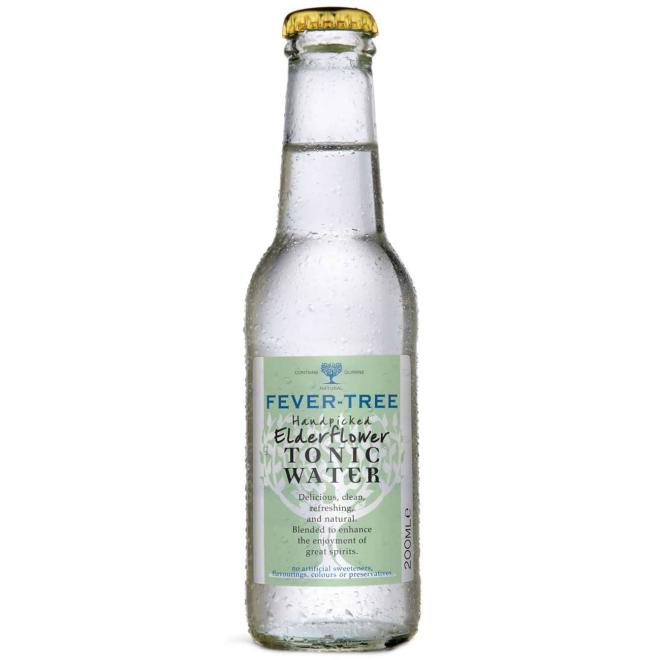 Fever-Tree Elderflower 20 CL - 1.04 EUR (24 Unidades)