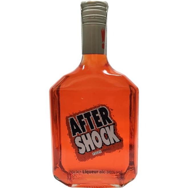 Aftershock Fizzy Orange