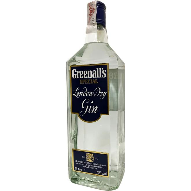 Greenall's London Dry Gin Strenght 1 Litro