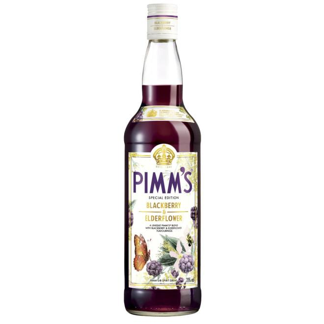 Pimm's Blackberry & Elderflower 1 Litre
