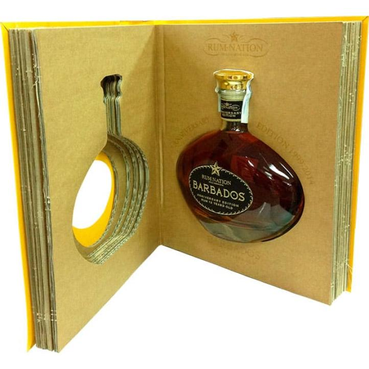 Nation Barbados Anniversary Edition Reserve 12 Year