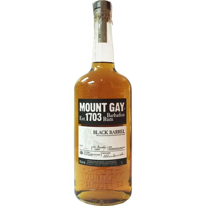 Mount Gay Black Barrel 1 Liter (Barbados)