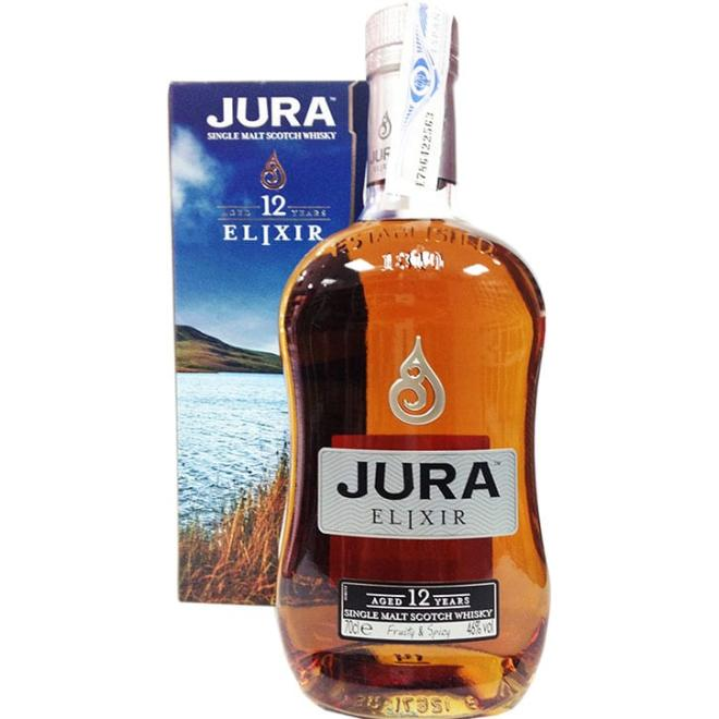Isle of Jura Elixir Reserve 12 Years (Jura)