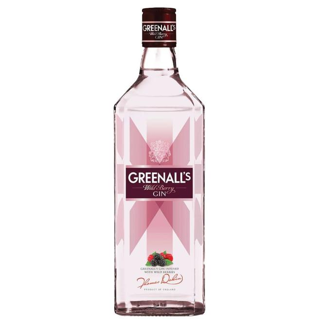Greenall's Wild Berry London Dry Gin