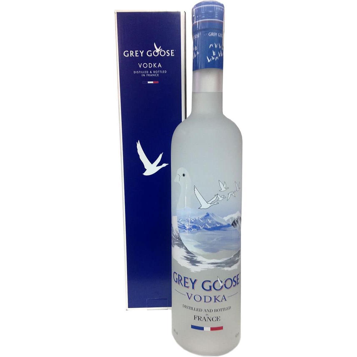 Grey Goose 6 Litros Francia Comprar Botellones Online Licorea