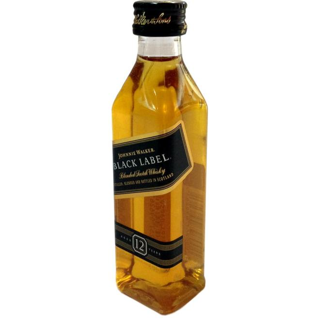 Johnnie Walker Black Label 12 Year Reserve 5 CL