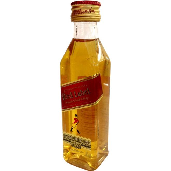 Johnnie Walker Red Label 5 CL